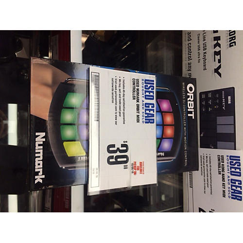 Numark ORBIT MIDI Controller