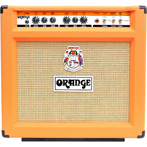 Orange Amplifiers OS-D-TH30-C112 30W 1x12 Tube Guitar Combo Amp