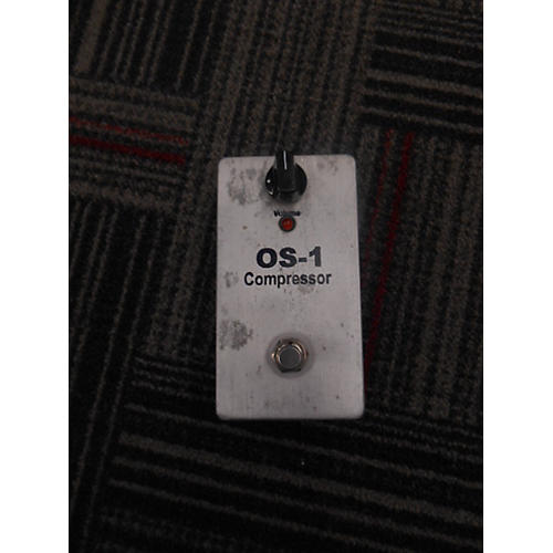 In Store Used OS1 Compressor Effect Pedal-thumbnail