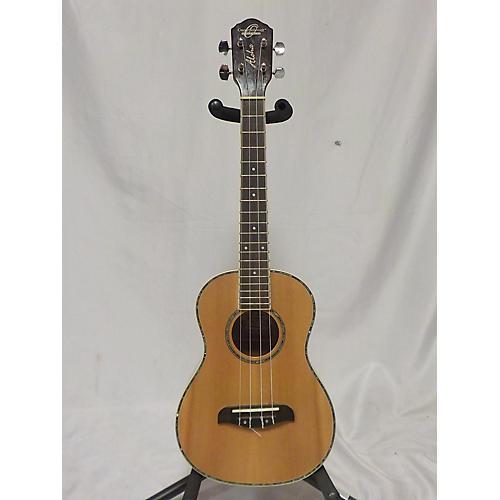 used oscar schmidt ou 4 tenor ukulele guitar center. Black Bedroom Furniture Sets. Home Design Ideas