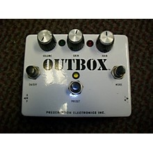 Prescription Electronics OUTBOX Effect Pedal