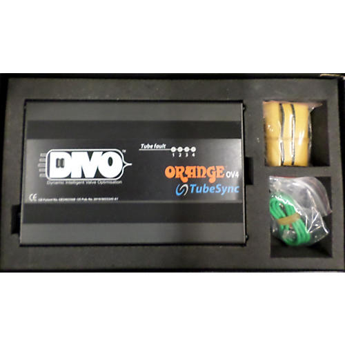 Orange Amplifiers OV4 Raw Frame Speaker