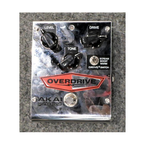 Akai Professional OVERDRIVE Effect Pedal  0