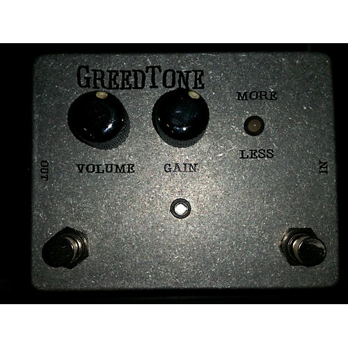 Greedtone OVERDRIVE Effect Pedal