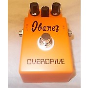 Ibanez OVERDRIVE Effect Pedal