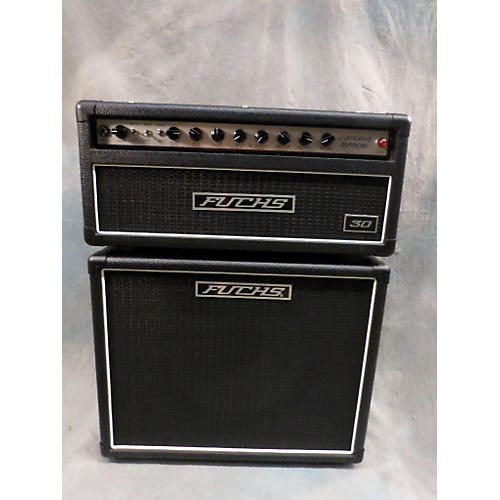 Fuchs OVERDRIVE SUPREME HEAD WITH CAB Guitar Stack-thumbnail