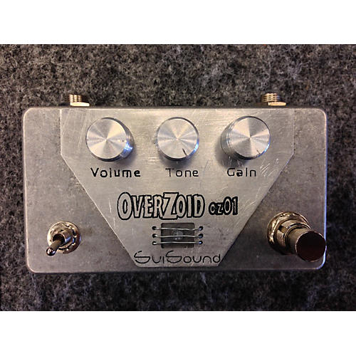 In Store Used OVERZOID Effect Pedal-thumbnail