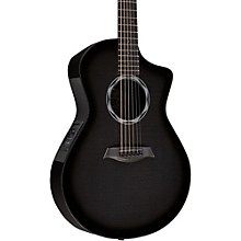 OX ELE Carbon Fiber Acoustic Guitar Carbon Burst
