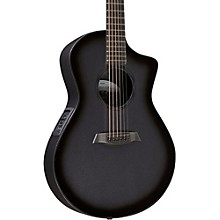 OX ELE Carbon Fiber Acoustic Guitar Raw Carbon Finish