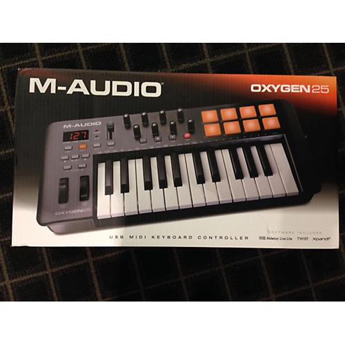M-Audio OXYGEN 25 MKIV MIDI Controller