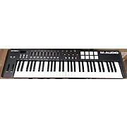 OXYGEN 61 MKIV MIDI Controller