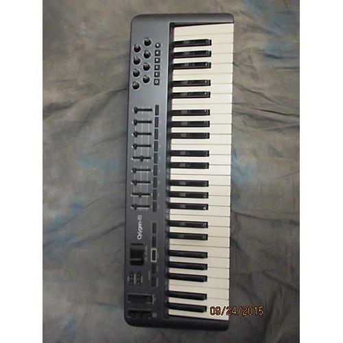 M-Audio OXYGEN49 MIDI Controller