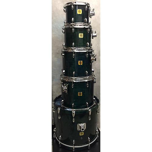 Yamaha Oak Custom Drum Kit-thumbnail