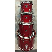 Yamaha Oak Custom Drum Kit