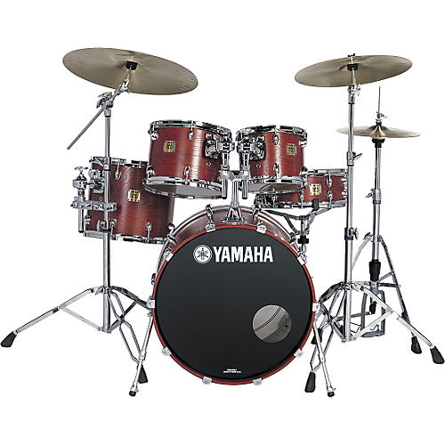 Yamaha Oak Custom Fusion Matte 5-Piece Drum Kit