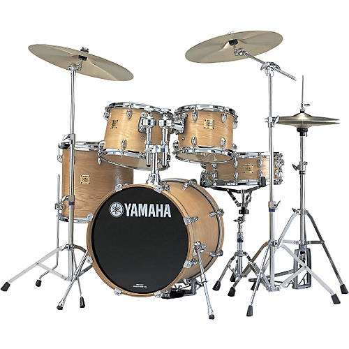 Yamaha Oak Custom Standard Matte 5 Piece Drum Kit