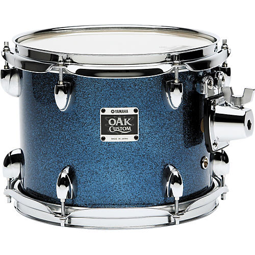 Yamaha Oak Custom Tom Silver Sparkle 10X8