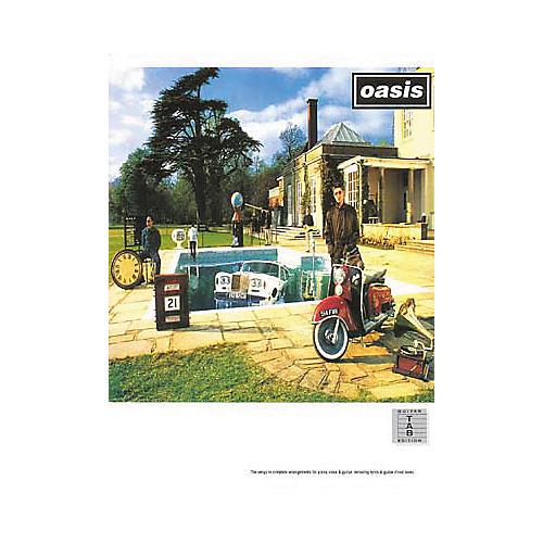 Hal Leonard Oasis - Be Here Now Guitar Tab Book-thumbnail