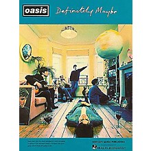 Hal Leonard Oasis Definitely Maybe Guitar Tab Songbook