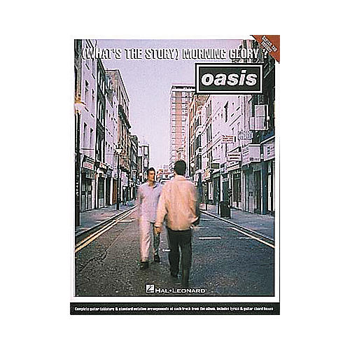 Hal Leonard Oasis (What's The Story) Morning Glory? Guitar Tab Songbook-thumbnail