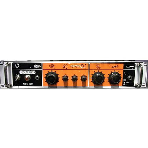 Orange Amplifiers Ob1-500 Bass Amp Head