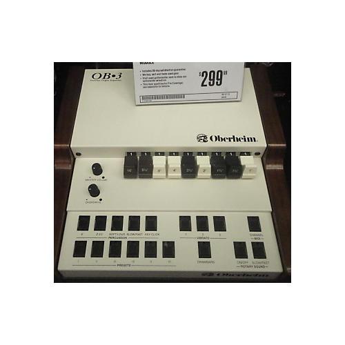 Oberheim Ob3 Italian Drawbar Organ Midi Sound Module-thumbnail