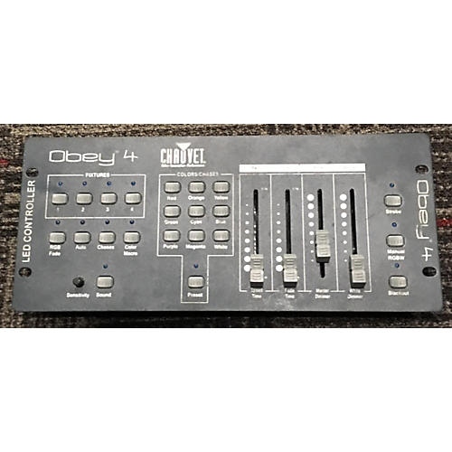Chauvet Professional Obey 4 Lighting Controller