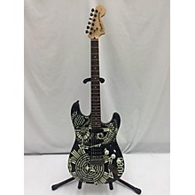 Squier Obey Series Standard Stratocaster Solid Body Electric Guitar