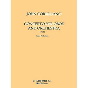 G. Schirmer Oboe Conc Score and Parts Woodwind Solo Series by John Corigl... by G. Schirmer