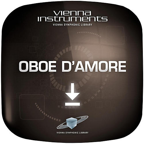 Vienna Instruments Oboe D'Amore Upgrade To Full Library