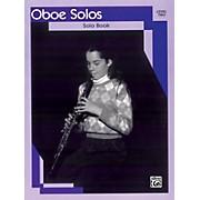 Alfred Oboe Solos Level II Solo Book