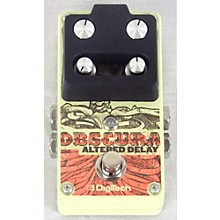 Digitech Obscura Altered Delay Effect Pedal