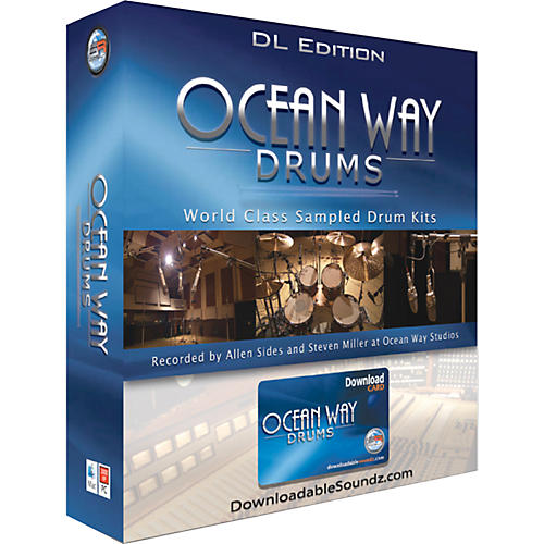 Sonic Reality Ocean Way Drums DL