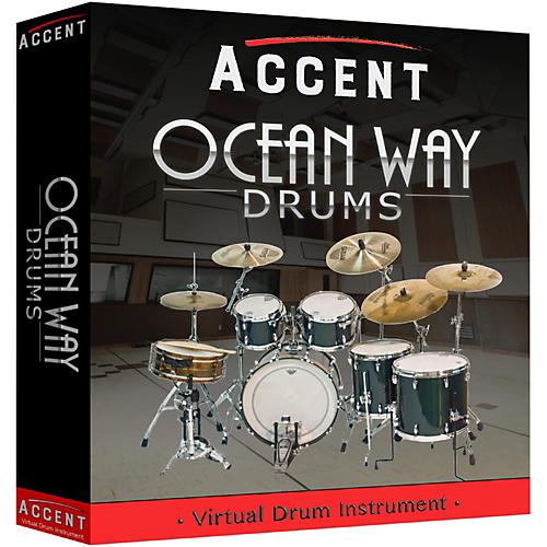 Accent Ocean Way Drums-thumbnail