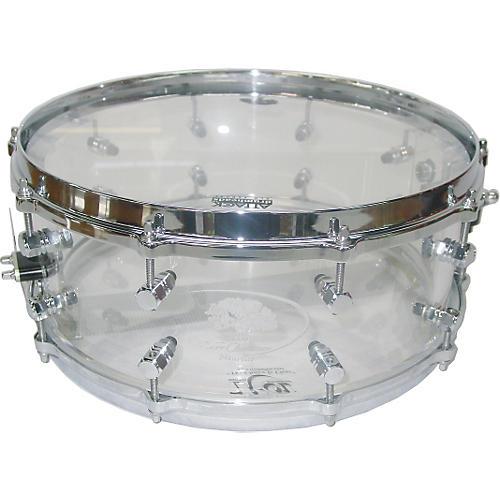 RCI Starlite Ocheltree Starlite Super Duty Acrylic Snare Drum-thumbnail