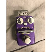 Hotone Effects Octa Effect Pedal
