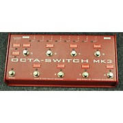 Carl Martin Octa Switch MK3 Effect Processor