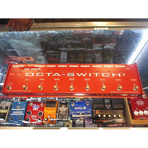 Carl Martin Octa-Switch MKII Pedal-thumbnail