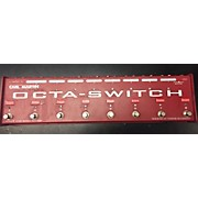 Carl Martin Octa-Switch Pedal