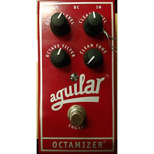 Aguilar Octamizer Analog Octave Bass Effect Pedal-thumbnail