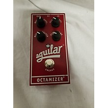 Aguilar Octamizer Analog Octave Bass Effect Pedal