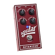 Aguilar Octamizer Analog Octave Bass Effects Pedal