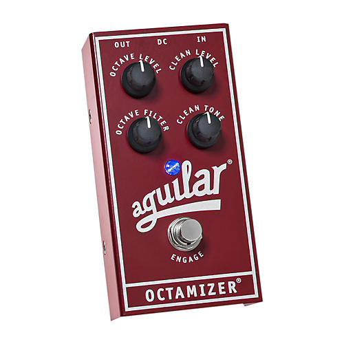 Aguilar Octamizer Analog Octave Bass Effects Pedal-thumbnail
