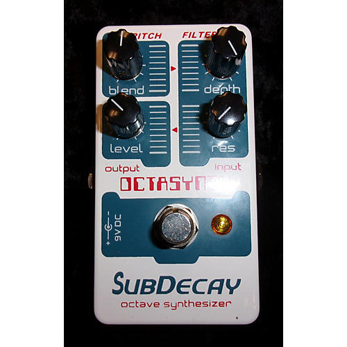 Subdecay Octasynth Effect Pedal-thumbnail