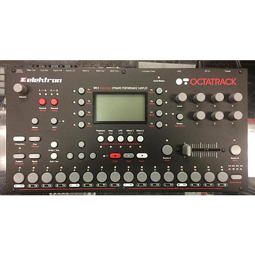 Elektron Octatrack DPS1 Sampler Synthesizer-thumbnail