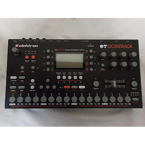 Elektron Octatrack DPS1 Sampler Synthesizer