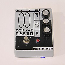 Death By Audio Octave Clang Effect Pedal