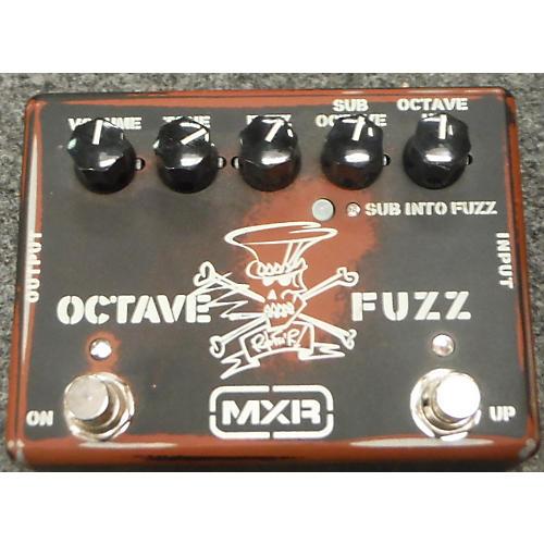 MXR Octave Fuzz Effect Pedal