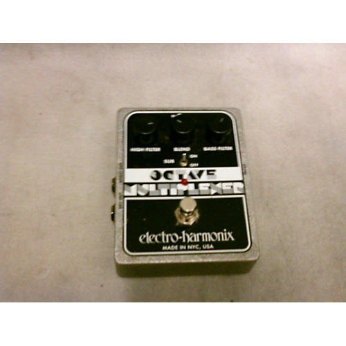 Electro-Harmonix Octave Multiplexer Effect Pedal