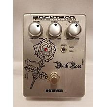 Rocktron Octaver Effect Pedal